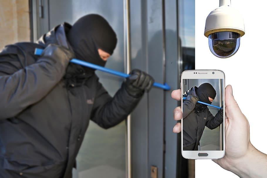 Les cambrioleurs reviennent-ils sur les lieux ? - Comparateur d'alarme et vidéosurveillance, devis gratuit et rapide - Le Héron